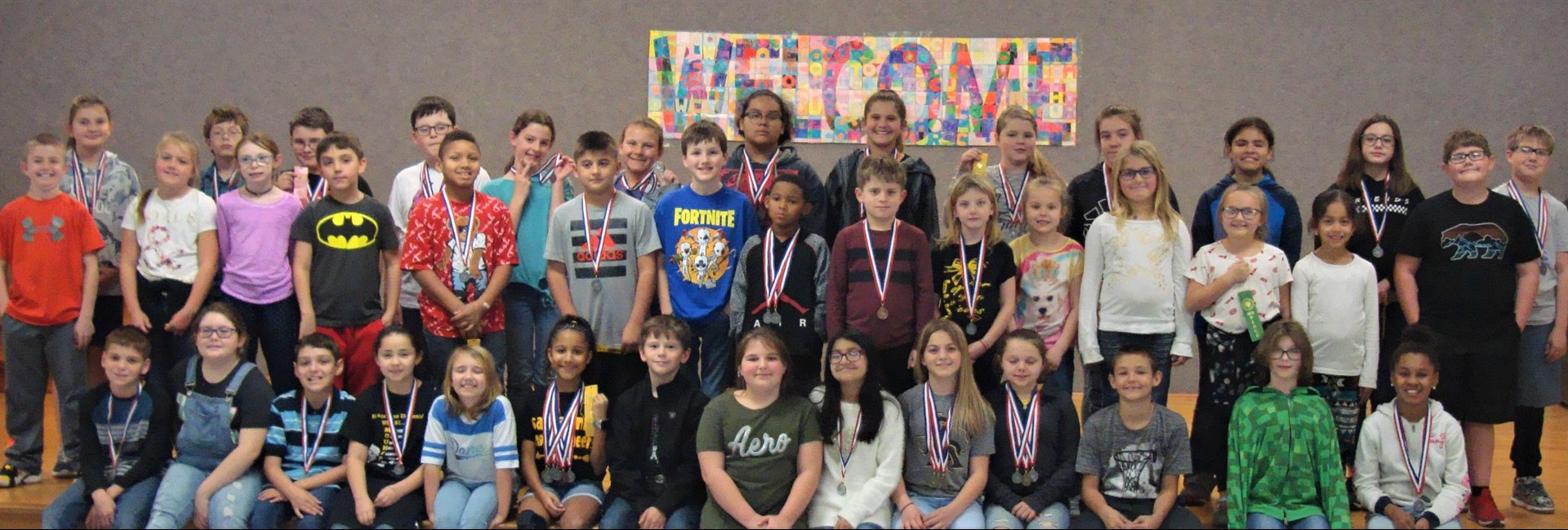 Elementary UIL Participants
