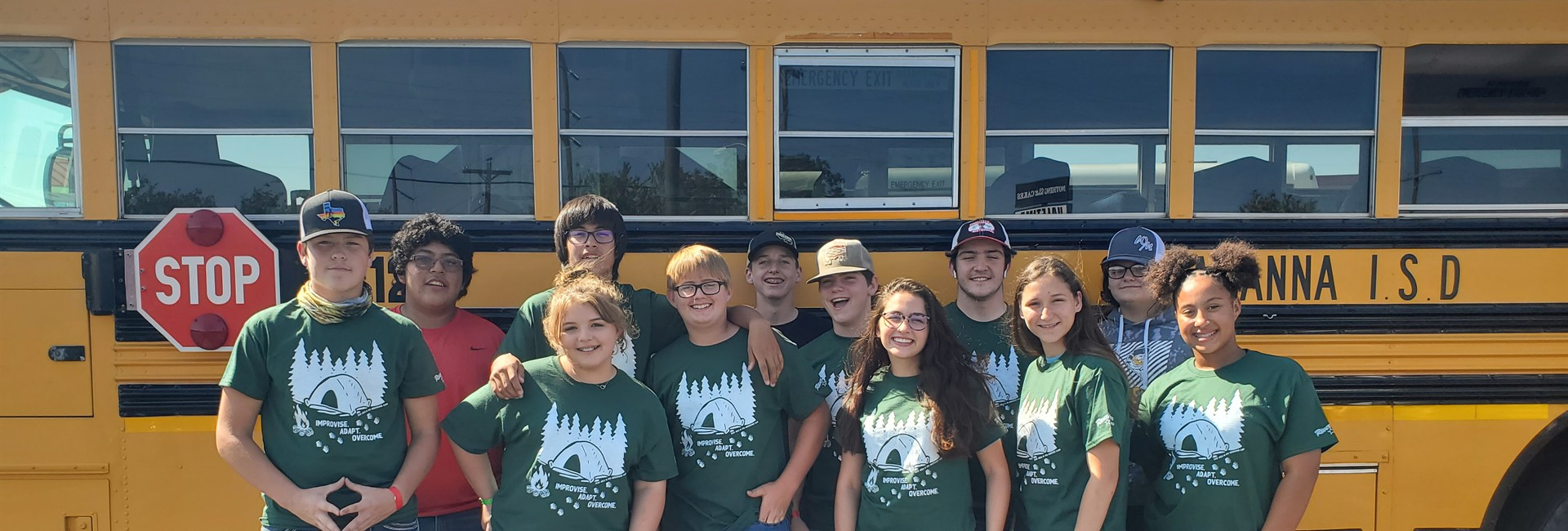 First year Ag/FFA members attend Area Greenhand Camp
