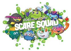 American Heart Association Scare Squad logo