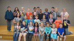 UIL Academic Award Winners - Elementary