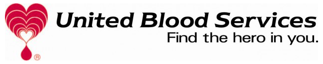 united blood services logo