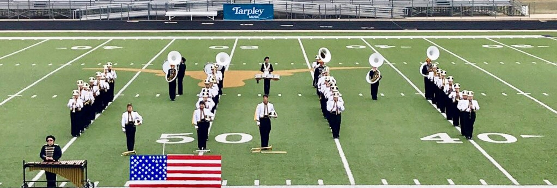Mighty Mountaineer Marching Band Score SUPERIOR - Headed to STATE Competition