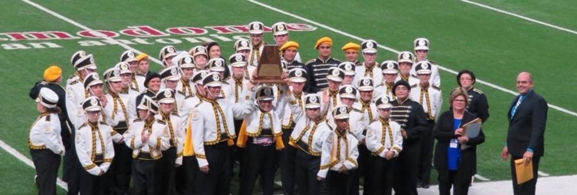 Mighty Mountaineer Marching Band, State 1A Finalists