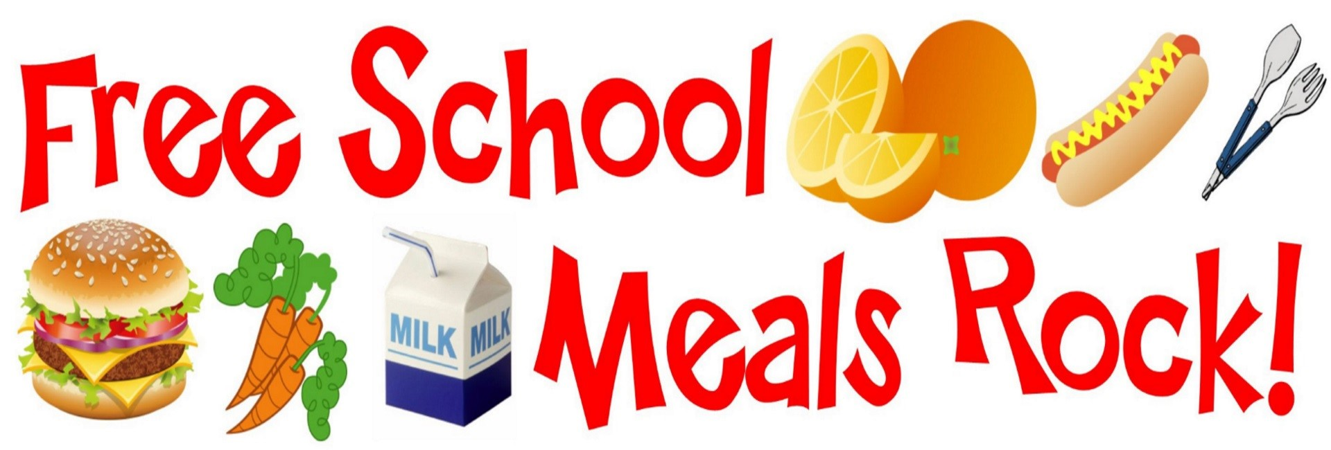 ALL Santa Anna ISD Students Receive a Healthy and Free School Breakfast and Lunch